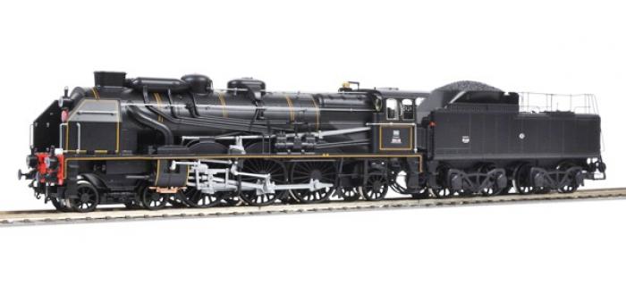 Train électrique : ROCO R62312 - Locomotive à vapeur 231E42 son SNCF