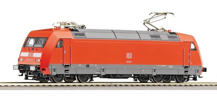 roco 62340 Locomotive Electrique série 101 de la DB AG avec décodeur PLUX
