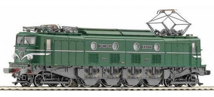modelisme ferroviaire Roco 62472 Locomotive Electrique, 2D2 9100 GRG 1 de la SNCF