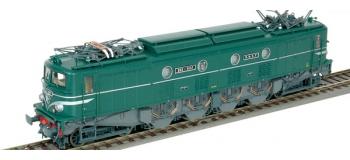 TRAIN ELECTRIQUE  ROCO 62477 - Locomotive électrique 2D2 9107 GRG2, SNCF
