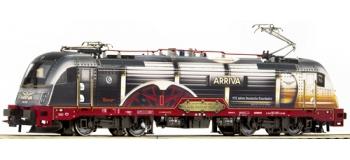 roco 62604 Locomotive Electrique série 183 de ARRIVA modelisme ferroviaire