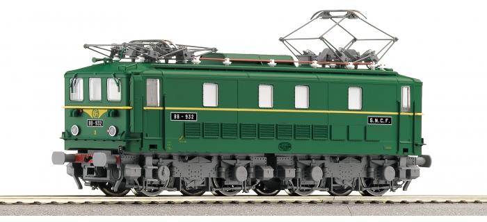 roco 62613 Locomotive électrique BB 932, SNCF