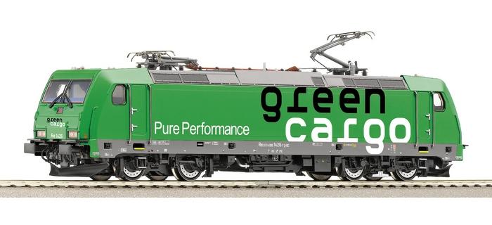 roco 62708 Locomotive Electrique série 185.2 SJ