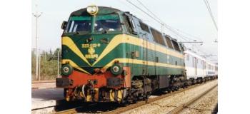 Train électrique : ROCO R62731 - Locomotive diesel D333 Renfe son