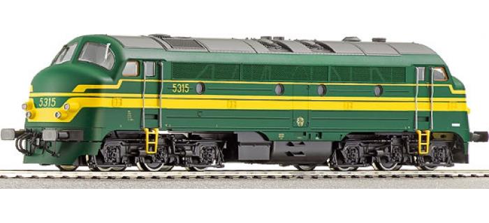 MODELISME FERROVIAIRE ROCO 62733 - Locomotive NOHAB 5315