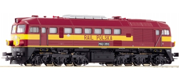 roco 62767 LOCO D.M62 POLSKA modelisme ferroviaire