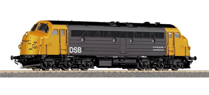 roco 62858 Locomotive Diesel, série MY DSB