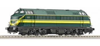 Train électrique : ROCO R62890 - Locomotive Diesel, Série 60 de la SNCB