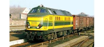 ROCO R62891 - Locomotive Diesel, Série 60 de la SNCB