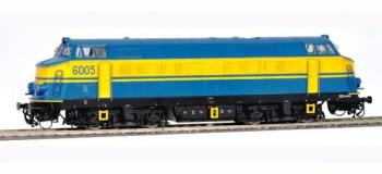 Train électrique : ROCO R62894 - Locomotive Diesel série 60 n°6005 son de la SNCB