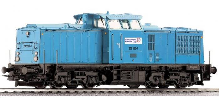 Roco 62912 Locomotive diesel BR202 DB  train electrique