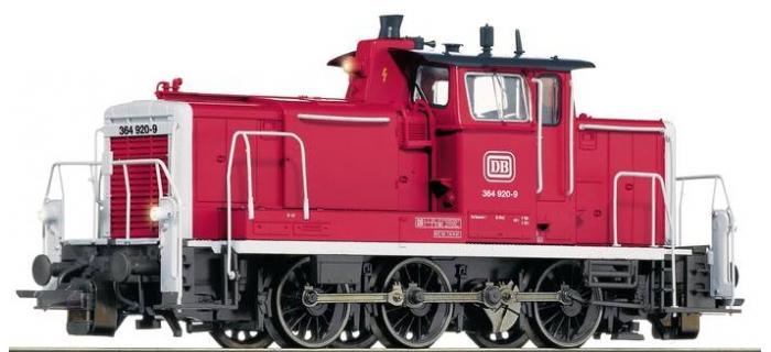 Roco 62974 Locomotive diesel BR364  train electrique