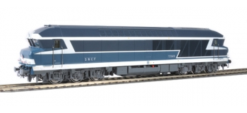 roco 62983 Locomotive diesel CC72048, SNCF, DC Digital
