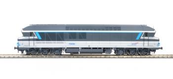 Locomotive diesel CC72006 Isabelle, SNCF