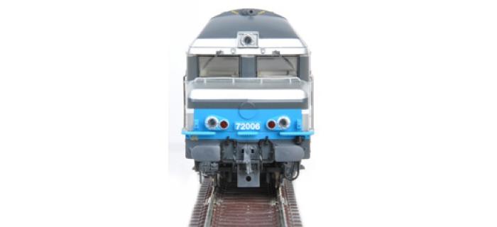 roco 62986 Locomotive diesel CC72006 Isabelle, SNCF