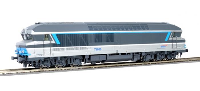 roco 62986 Locomotive diesel CC 72006 Isabelle, SNCF
