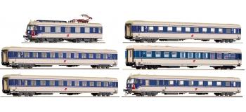 train electrique roco 63043 modelisme ferroviaire rame Rh 4010