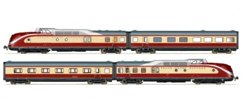 Train électrique : ROCO R63098 - Automoteur VT11.5 DB