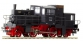 modelisme ferroviaire roco 63306 fourgon automoteur à vapeur série 71.5, DRB
