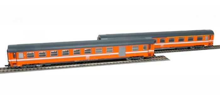ROCO 64001 - Set de 2 voitures Corail de la SNCF