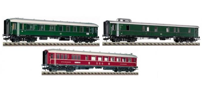 Roco 64069 Set 3 voitures Riviera DB