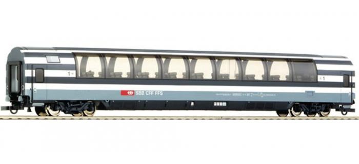 Train électrique : ROCO R64398 - Voiture panoramique 1CL SBB