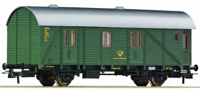 Train électrique : ROCO R64417 - Fourgon postal