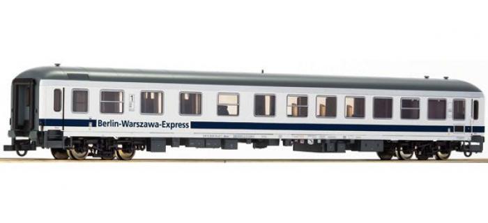 Train électrique : ROCO R64424 - Voiture bistro PKP