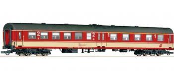 modélisme ferroviaire : ROCO R64425 - Voiture voyageurs 1/2cl OBB