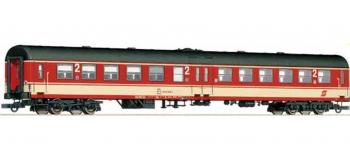 Modélisme ferroviaire : ROCO R64427 - Voiture voyageurs 2 CL OBB