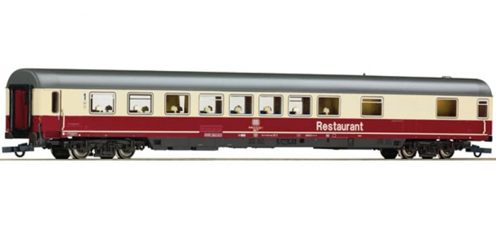 Modélisme ferroviaire : Voiture restaurant DB