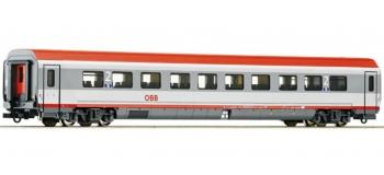 Train électrique :  ROCO R64513 - Voiture modulaire 2cl OBB