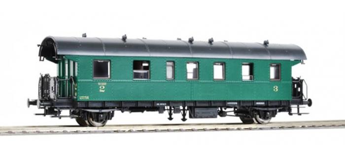 Train électrique : ROCO R64555 - Voiture 2/3cl SNCB