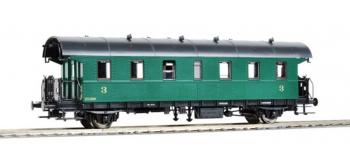 Train électrique : ROCO R64555 - Voiture 3cl SNCB