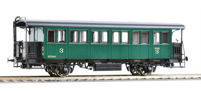 Train électrique : ROCO R64557 - Voiture 3cl SNCB