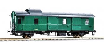 Train électrique : ROCO R64559 - Fourgon à bagage SNCB