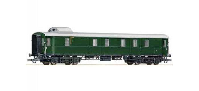 Train électrique : ROCO R64568 - Fourgon bagages DB