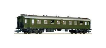 Train électrique : ROCO R64570 - Voiture voyageurs 2/3cl DRG