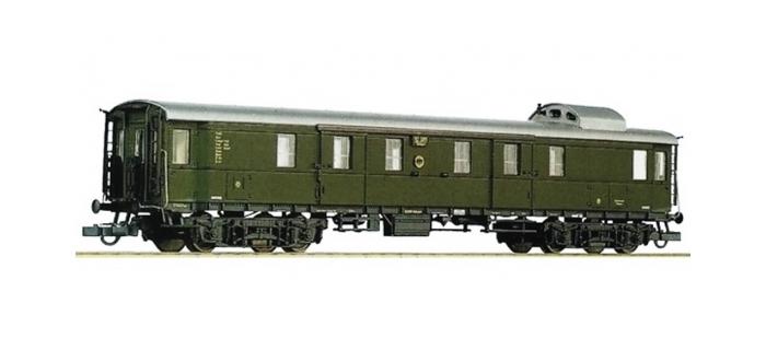 Modélisme ferroviaire : ROCO R64573 - Fourgon bagages DRG