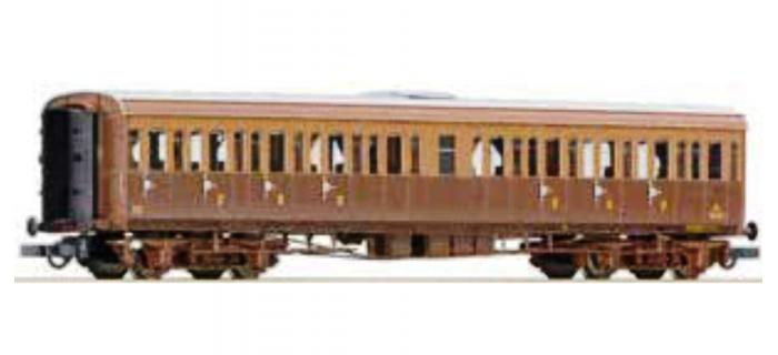ROCO R 64585 - Voiture 2ème classe centoporte FS