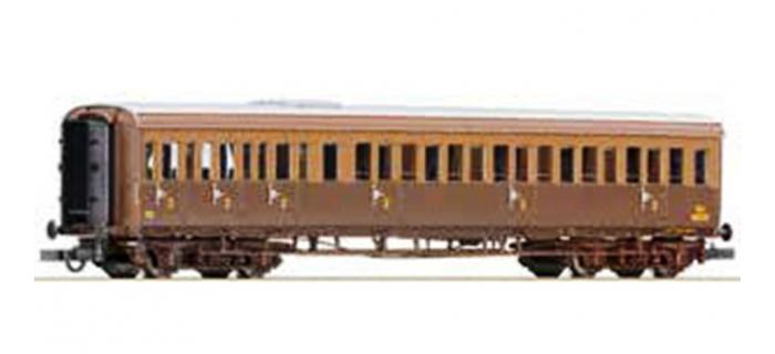 ROCO R 64585 - Voiture 2ème/3ème classe centoporte FS
