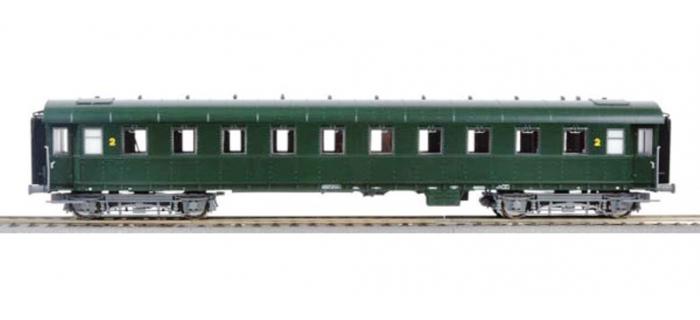 R64747 - Voiture voyageur Ex DR 2CL SNCF, Ep. III - Roco