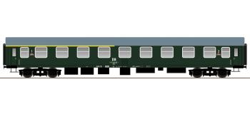 roco 64801 Voiture voyageurs 1ère / 2e classe, DR
