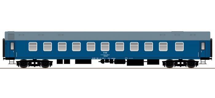 ROCO 64810 Voiture-lit type Y CSD