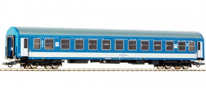 Modélisme ferroviaire : ROCO R64847 - Voiture couchettes 2cl MAV