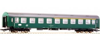 Modélisme ferroviaire : ROCO R64871 - Voiture mixte 1/2cl CD
