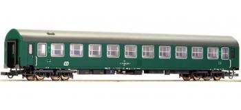 Train électrique : ROCO R63875 - Voiture Couchettes CD