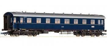 Train électrique : ROCO R648901- Voiture Ba28 2cl DB