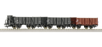 roco 66055 3 wagons tombereaux des NS