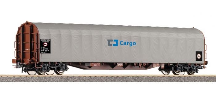 R66304 Wagon à bâche coulissante CD